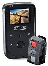 ABUS SPORTSCAM FULL HD SET motorbike bmx off road trials quad cam camera