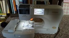Baby lock sewing embroidery machine
