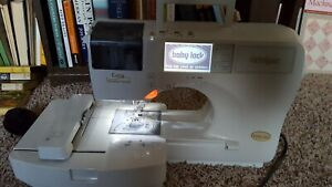 """Baby lock sewing embroidery machine model """"intrigue"""" #int"""
