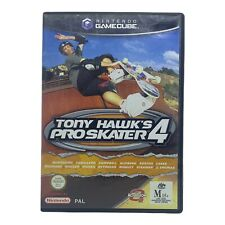 Tony Hawk's Pro Skater 4 for Nintendo Gamecube - w Manual - Tested & Working