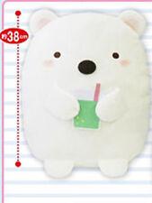 Fans Sumikko Gurashi Shirokuma Polar Bear Large DX Plush 38cm SS9258 US Seller