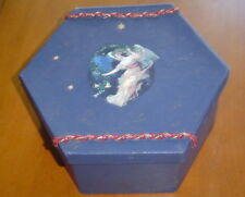 Handcrafted Angel Gift or Storage Box Paper