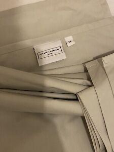 White Company Flat Sheet