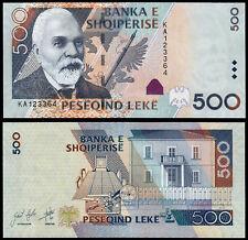 ALBANIA 500 LEK (P72b) 2015 UNC