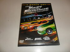 DVD  The Fast and the Furious Ultimate Collection [3 DVDs]