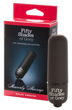 Mini vibratore stimolante Fifty Shades of Grey Heavenly Massage Bullet Vibe