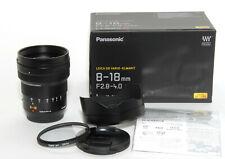 LEICA DG Vario-Elmarit 8-18mm F/2,8-4 ASPH. für Panasonic G Kameras