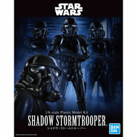 Star Wars Character Line Shadow Stormtrooper 1/6 Model Kit Bandai Hobby