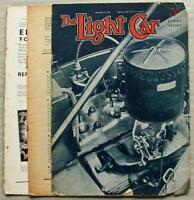 The LIGHT CAR MAGAZINE 22 Sep 1939 Austin Ten Road Test Report