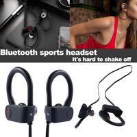 IPX7 Waterproof Bluetooth 5.0 Earbuds Sports Wireless Headphones in Ear Headsets