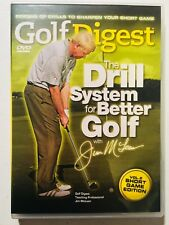 Golf Digest: Drill System Vol. 2 - Short Game Edition (Dvd) Putting, Chipping +