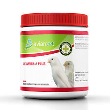 Avianvet Vitamina A Plus 125gr, (A vitamin in powder form)