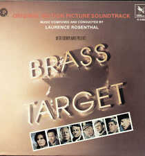 L.Rosenthal BRASS TARGET ost 1978 soundtrack LP mint