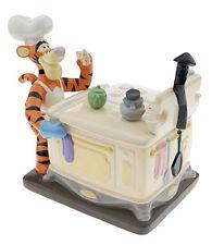 Disney Chef Tigger Figure Cookie Jar Limited Edition Only 250 World Wide NIB HTF