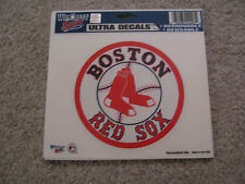 Boston Red Sox Window Decal
