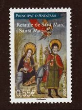 Christmas 2008 mnh stamp Andorra (French) #646