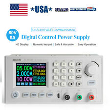 New Listingdc Power Supply Variable Digital Control Adjustable Lab Bench Regulated Power Us