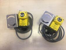 Lot of 2 Banner OSECV Scanning Head with OPEJ5 Sensor Power Block Module *