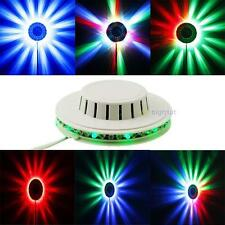 48 LED RGB Effect Light Sunflower Rotating Party Club Pub Disco Stage Lights BF