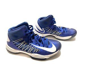 Womens Nike Hyperdunk 2012 TB Game Royal Basketball Shoes Size 8.5