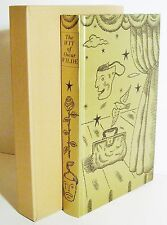 Folio Society THE WIT OF OSCAR WILDE 2003 slip case Merlin Holland HB VGC
