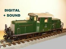 LGB 27520S: Dieselelektrische Lokomotive ÖBB 2091, digital + Sound, NEU