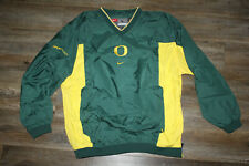 Nike Oregon Ducks V-Neck Sweatshirt / Jacket - Men's Large