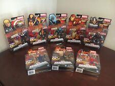 NEW! Marvel Legends TERRAX BAF Series - COMPLETE SET 8 FIGURES with VARIANT K40