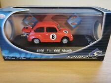 (E11) Solido 1:43 Fiat 600 Abarth OVP