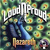 Loud N Proud - Nazareth (2010, CD)
