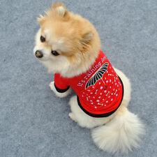 HOT Cat Winter Warm Pullover High-GradeT-Shirt Pet Puppy Dog Cute Clothes