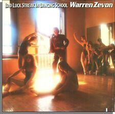 Warren Zevon - Bad Luck Streak In Dancing School (1980) - LP Record! Asylum 509