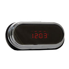 Mini Clock Camera HD Hidden Clock* - Free 4GB microSD card!