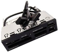 HP USB-1394 MCR22IN1-5181 3.5in Card Reader 468494-002 Only 3.5in Media NO-Brack