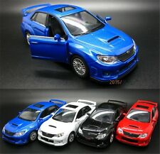 Fast & Furious SUBARU Impreza WRX STi 1:36 Toy Car Model Gift X1PC