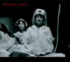 MAISON CLOSE CD Troum Yen Pox Lustmord Raison D'etre Brighter Death Now Prurient