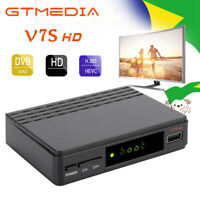 Freesat GTMedia V7S DVB-S/S2 HD Set Top Box Receiver TV Digital with Remote EU