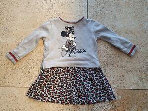 Minnie mouse Kleid Gr. 98