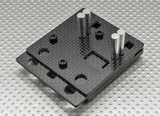 Mr. Grippy Carbon Fiber Soldering Jig XT60/ Deans T-Plug bullet hxt 70x60x30mm