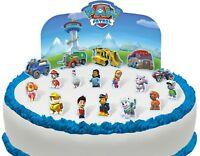 Cakeshop PRE-CUT Paw Patrol Edible Cake Scene - 18 pieces
