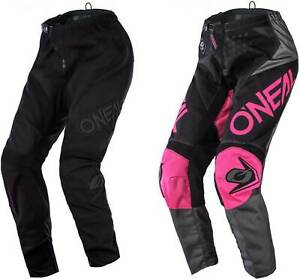 O'Neal Women's Element Pants - MX Motocross Dirt Bike Off-Road ATV MTB Gear