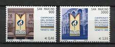 30028) San Marino 1999 MNH New World Cycling Champ