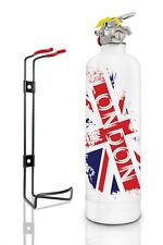 1 KG ABC POWDER FIRE EXTINGUISHER HOME OFFICE CAR KITCHEN 21B CE MARK RATINGS.