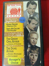 The Man from U.N.C.L.E. UNCLE Vol. 18 VHS Green Opal Dove June Lockhart Ricardo