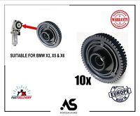 10 X Riparazione Cambio Per BMW X3 X5 X6 Scatola Servo Attuatore Motore Custodia