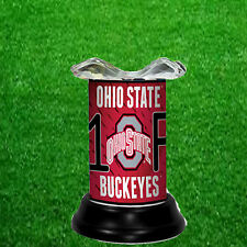 OHIO STATE BUCKEYES ELECTRIC TART WARMER/FRAGRANCE LAMP - FREE SHIPPING IN US
