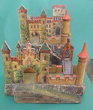 Emil Wiese 1890 toy fort castle Germany Gottschalk bing marklin britains