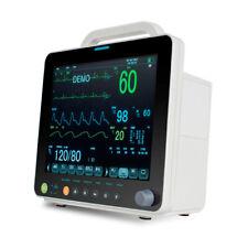 Equipment Medical 12 Inch Tft Display Multi Parameter Patient Monitor Spo2 Ecg