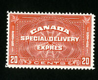 Canada Stamps # E5 VF OG NH Catalog Value $115.00