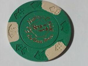 EL MOROCCO CASINO $25 hotel casino gaming poker chip ~ Las Vegas, NV